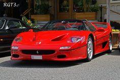 Carte virtuelle Ferrari F50 http://www.hotels-live.com/cartes-virtuelles/ferrari-f50.html #CartePostale