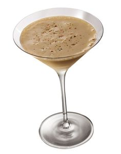 Chic Cocktails  Baileys Spiced Coffee  2 oz. Baileys with a Hint of Coffee  1 oz. pear-flavored liqueur    Layer pear-flavored liqueur first. Then top with Baileys with a Hint of coffee. Garnish with nutmeg and a grind of seasoned pepper, and enjoy.
