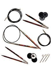 Supplies - Knit Supplies - Needles - Deborah Norville - Deborah Norville Collection Interchangeable Sets