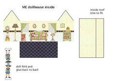 Printable Dolls House