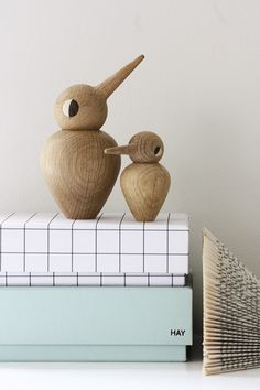 Via Annixen | Boxes by Hay | Small Birds by Architectmade, Designed in 1959 by Kristian Vedel.