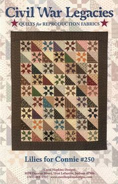 1000 Images About Reproduction Quilt Patterns On
