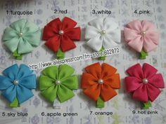 Petal Flower Clip