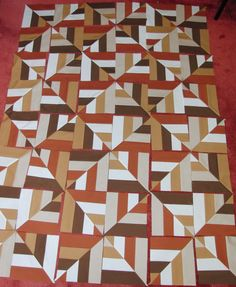 Jelly Roll Strip Quilt Tutorial « Oh Sew Temptingjellyroll quilting
