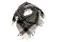 Wrap this long scarf a few times around your neck with a lightweight jacket and you'll look like a page from GQ. - It's true, and all from your local Urban Outfitters....fashion within reach for all of us gentlemen.