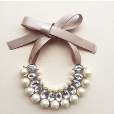 Beautiful pearl necklace Handmade lovely necklace Hwl boutique Jewelry Necklaces