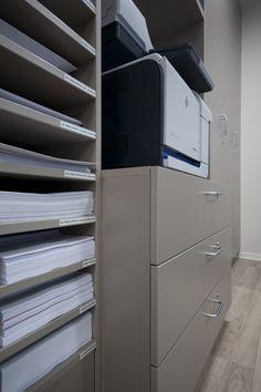 Kastenwand in kantoor in WoZoCo 't Zand in Roosendaal