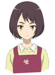 Original Anime 'Sakura Quest' | Erika Suzuki (VA: Tomoyo Kurosawa)