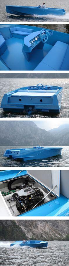 Xavier Veilhan Boat
