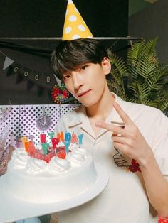 Read surprise from the story ALEXITHYMIA by echaaas_ (ssaaa) with 962 reads. Mingyu Wonwoo, Woozi, Vernon Chwe, Won Woo, Happy Birthday, Birthday Cake, 12th Birthday, Seventeen Wonwoo, Birthday Cakes