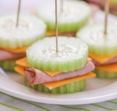 Cucumber Sandwiches – a simple, quick and healthy snack for the family! Cucumber Sandwiches – a simple, quick and healthy snack for the family!,Healthy food Cucumber Sandwiches – a simple, quick and healthy snack. Aperitivos Finger Food, Cucumber Sandwiches, Cucumber Snack, Healthy Sandwiches, Tea Sandwiches, Cucumber Appetizers, Cucumber Recipes, Cucumber Ideas, Sandwich Recipes