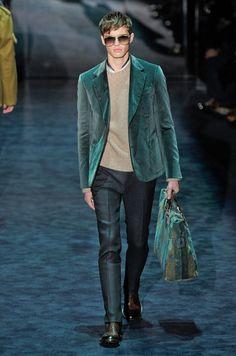 Défilé Gucci Automne-hiver 2012-2013 - Diaporama photo