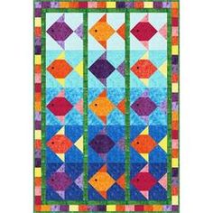 Fishing quilt pattern - TheFind