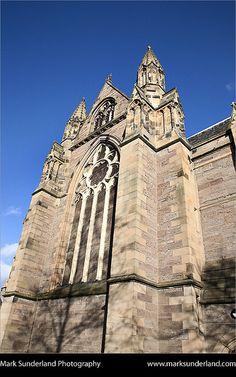 St Ninians Cathedral Perth Scotland by Mark Sunderland, via Flickr