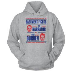 649791a75 Fight Club Official Apparel - this licensed gear is the perfect clothing  for fans. Makes a fun gift!