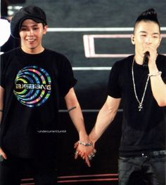 Big Bang's G-Dragon and Taeyang are deemed one of Music's Greatest Bromances