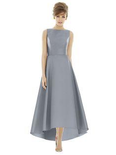 249a7325606 Alfred Sung Bridesmaid Dress D698