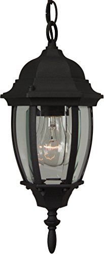 Craftmade Z26105 Hanging Lanterns with Beveled Glass Shades Black * Find out more about the great product at the image link.