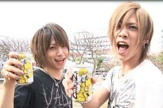 Oh my god, Takeru and Chiyu... their faces... so derpy! xD