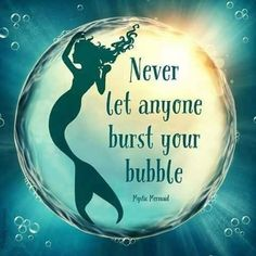 Summer vibes quotes - mermaid quotes and memes Great Quotes, Quotes To Live By, Me Quotes, Inspirational Quotes, Dream Big Quotes, Qoutes, Beach Quotes, Jolie Photo, Disney Quotes