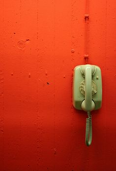 Telefon auf Rot | Flickr - Photo Sharing!