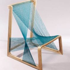 Knotted Chair KC/1 di Marcel Wanders