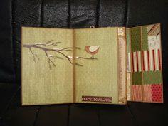 A Creative Operation: Playful Pocket Flip Mini Album