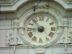 Corinth, Mississippi, Courthouse clock...