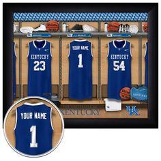 UK Basketball locker room bedroom design