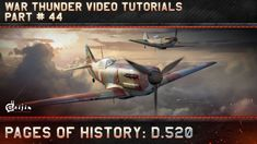 FarCry 5 Gamer  #Pages of History: D.520 - #War #Thunder #Video #Tutorials   Located in the British tree, the French Dewoitine D.520 is an interesting aircraft. This early competitor to the Bf 109 definitely has some things to offer! Register now and play for free:   Other episodes can be found here:   Follow #War #Thunder on Social Media: Site:   Twitter:  Facebook:  Forum:  G+:    http://farcry5gamer.com/pages-of-history-d-520-war-thunder-video-tutorials/