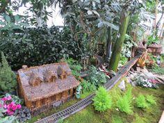 Spectacular Holiday Train Show at NY Botanical Garden