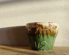 Vintage Art Deco McCoy Pottery Planter. $38.00, via Etsy.