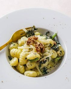 Zdravá večeře: 20 jednoduchých receptů na zdravá jídla Gnocchi Recipes, Pasta Recipes, Appetizer Recipes, Vegan Recipes, Sauce Gnocchi, Gnocchi Pasta, Ravioli, Best Vegetarian Restaurants, Best Italian Recipes