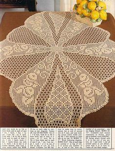 Album Archive - Magic Crochet n° 61 Crochet Patterns Filet, Crochet Blocks, Crochet Diagram, Crochet Motif, Crochet Doilies, Embroidery Patterns, Crochet Home, Cute Crochet, Irish Crochet