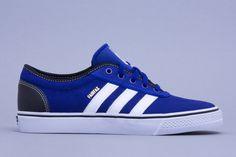 Adidas  Adi Ease 'Fairfax Prime Ink Blue, White & Blue   £52 - http://www.lostartshop.co.uk/shop/store/skate-shoes/adidas-skate-shoes/adi-ease-fairfax-prime-ink-blue-white-blue.html