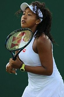 Naomi Osaka Haitian Japanese Tennis Player Haitianjapanese Naomi Osaka Player Tennis Haitianjapa Tennis Players Tennis Professional Tennis Players