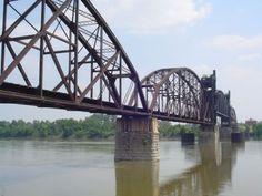 my grandpa and great grandpa were bridge builders.......... in arkansas.