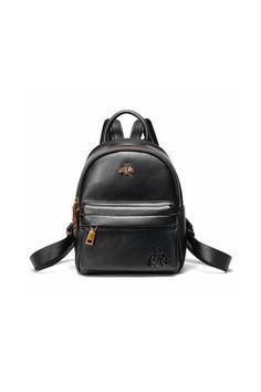 Fashion Days, Leather Backpack, Fashion Backpack, Women Accessories, Backpacks, Metal, Bags, Casual, Interior