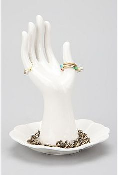 Creepy and neat at the same time.     via Urban Outfitters.