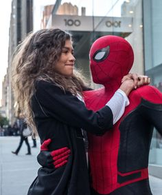 Spider-Man, Zendaya, & The Mary Jane Of It All