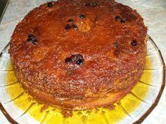 Tort de mere cu crema de zahar ars - imagine 1 mare