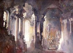 """Wieskirche"" - Michal Orlowski"
