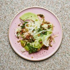 Honeydew and Fennel Salad with Basil