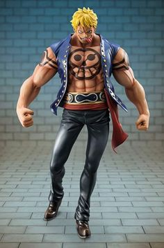 Megahouse Excellent Model Portrait.of.pirates One Piece Sailing Again From Japan A Complete Range Of Specifications Anime & Manga Action Figures
