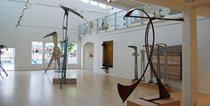 Konsthallen visar utställning av Lenny Clarhäll