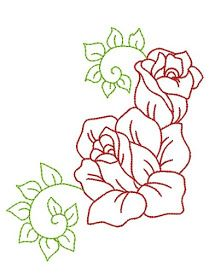The Latest Trend in Embroidery – Embroidery on Paper - Embroidery Patterns Paper Embroidery, Hand Embroidery Patterns, Applique Patterns, Vintage Embroidery, Craft Patterns, Embroidery Applique, Beaded Embroidery, Beading Patterns, Cross Stitch Embroidery