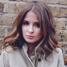 Millie Mackintosh with shoulder-length hair - Medium Length Hairstyles | InStyle UK