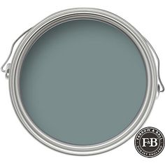 Find Farrow & Ball Eco Cooks Blue - Exterior Eggshell Paint - at Homebase. Visit your local store for the widest range of paint & decorating products. Hallway Colours, Wall Colors, House Colors, Paint Colours, Farrow Ball, Farrow And Ball Paint, Oval Room Blue, Blue Rooms, Eggshell Paint