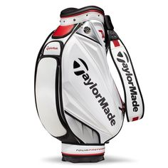 TaylorMade TMX R11s Staff Tour Bag 2012 . Used by Dustin Johnson today in the win!