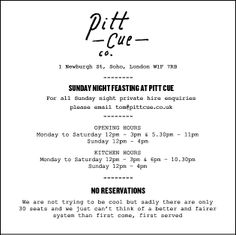 PittCue.  London.